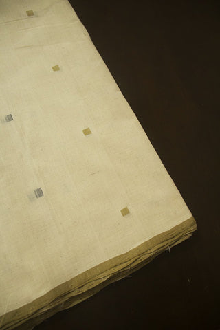 Textured Khadi Cotton Fabric