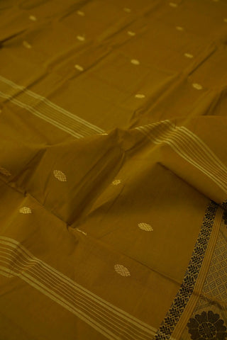 Kanchi Cotton Saree