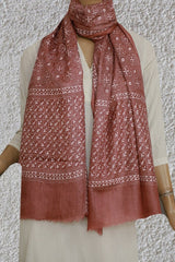 Stole-Silk Stoles- Embroidered Stole