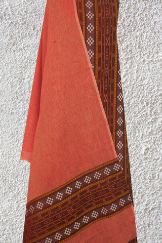 Maroon with Pink Orissa Ikat Full Suit
