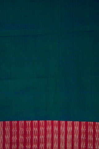 Handwoven Mangalagiri Cotton Fabric with Kutch Patch Kurta Fabric