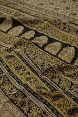 kalamkari cotton saree  - Matkatus