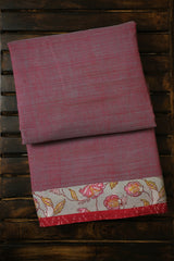Handcrafted Patch Work Cotton Saree
