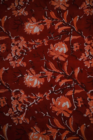Block Printed Fabric - Matkatus