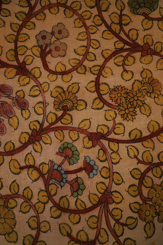 Painted Kalamkari Fabric - Matkatus