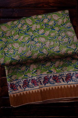 Chanderi Saree - Matkatus