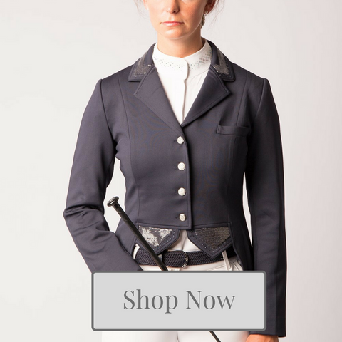 Ladies Competition Riding Jackets & Waistcoats