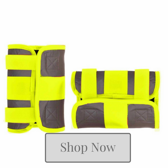 Horse Hi Viz Boot Collection - Kola-Beanz