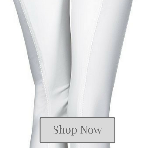 Equestrian Competition Breeches - Kola-Beanz