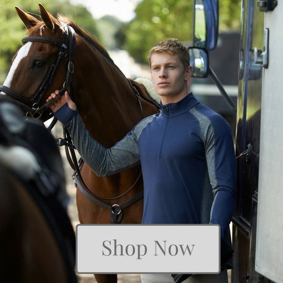 Mens Equestrian Baselayer Collection at Kola-Beanz