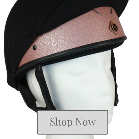 Jockey and Cross Country Riding Helmet Collection at Kola-Beanz