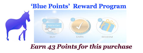 43 reward points