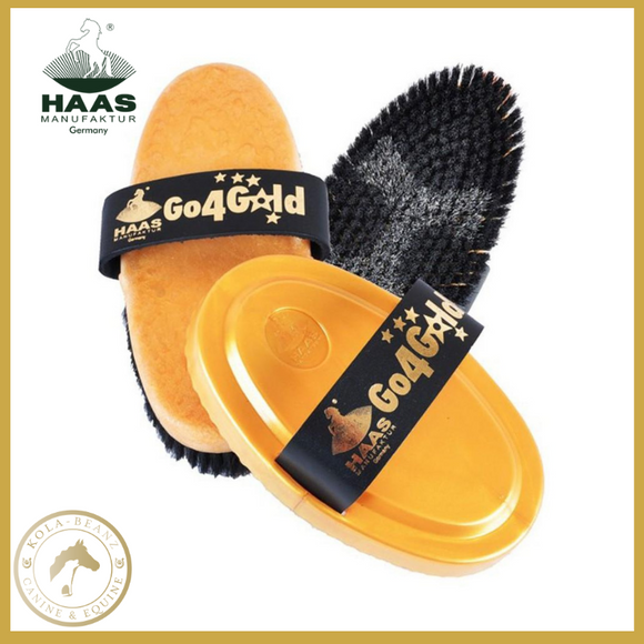 HAAS Go 4 Gold Set - Universal All Horse Colours