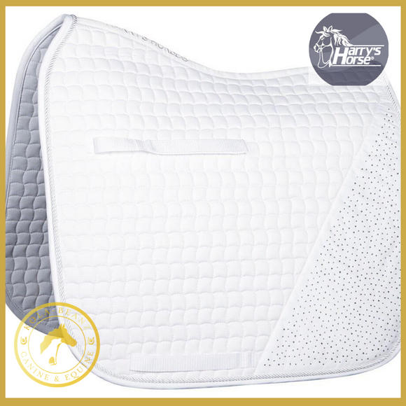 Harry's Horse Diamanté VZ Saddle Pad