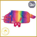 Harrys Horse Zero Fill Light Weight Rainbow Rug - Pony Rug