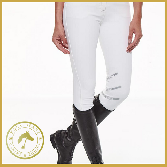 Harcour Jalisca Ladies Premium Breeches - Ladies Breeches Hunting Competition