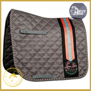 Harrys Horse Lou Lou VZ Saddle Pad - Saddlecloths Saddle Pads