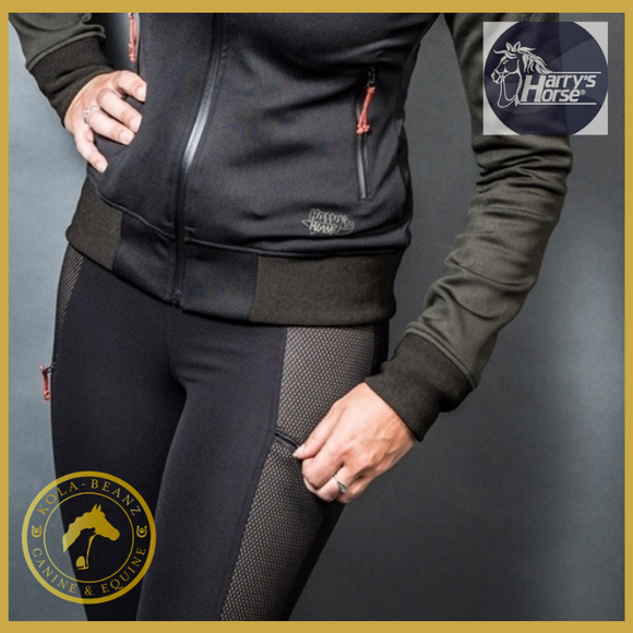 Harrys Horse EquiTight Grip Mesh Breeches - Riding Tights