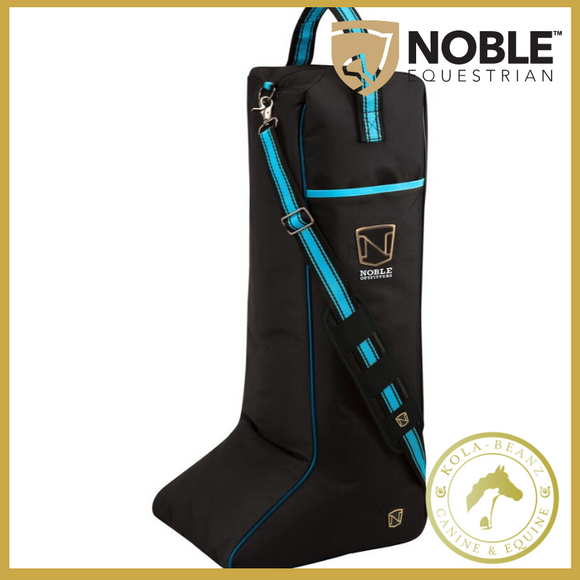 Noble Outfitters Just For Kicks Boot Tall Turquoise - Tall Boot Bag