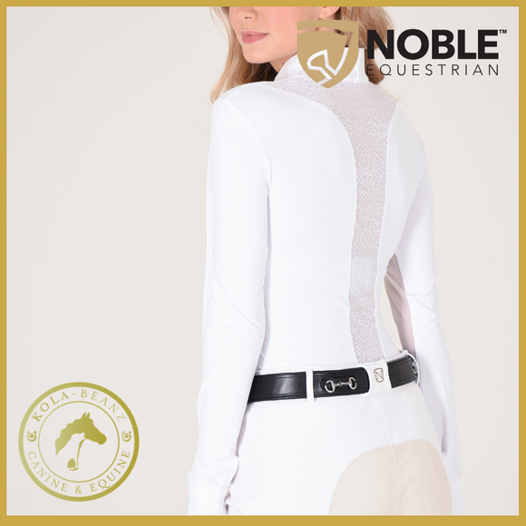 Noble Equestrian Victoria Long Sleeve Show Shirt