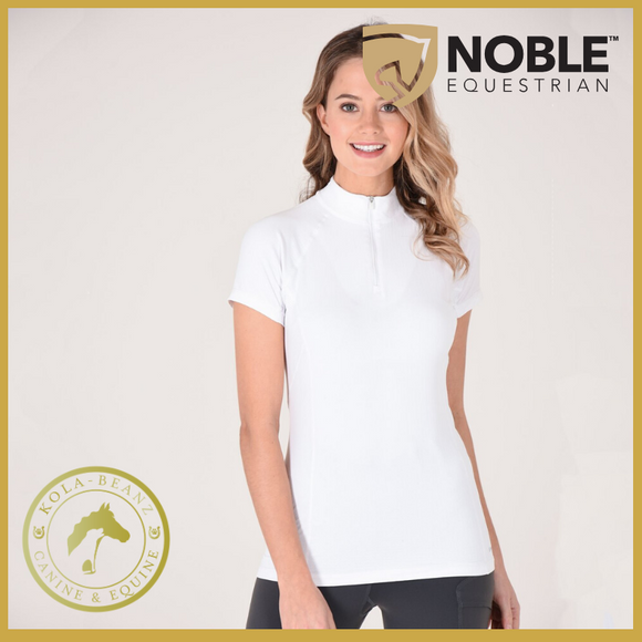 Noble Outfitters Gwen Short Sleeve Show Shirt - Ladies Show Shirt