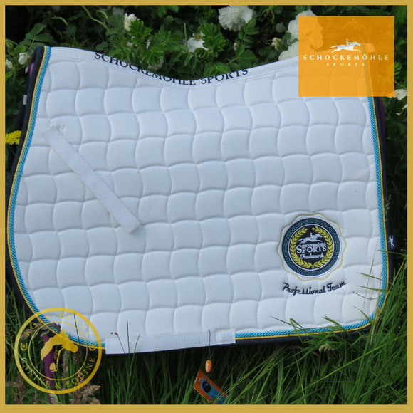 Schockemohle Dynamic S Style Saddle Pad - Saddlecloths Saddle Pads