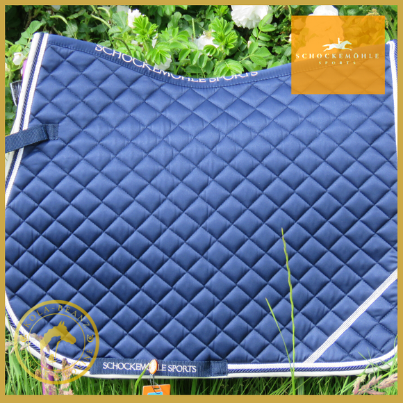 Schockemohle Tango S Chrome Pad - Saddlecloths Saddle Pads