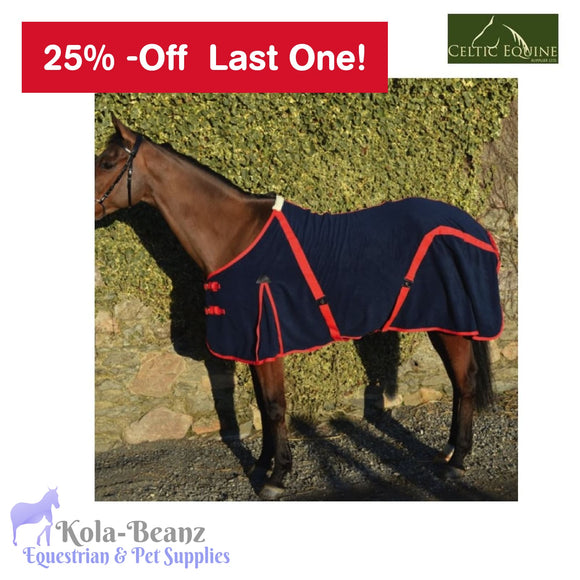 Celtic Equine Fleece Cooler - Cooler & Travel Rugs