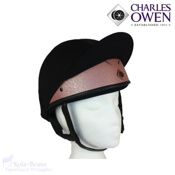 Charles Owen Pro Ii Plus Rose Gold - Riding Hat