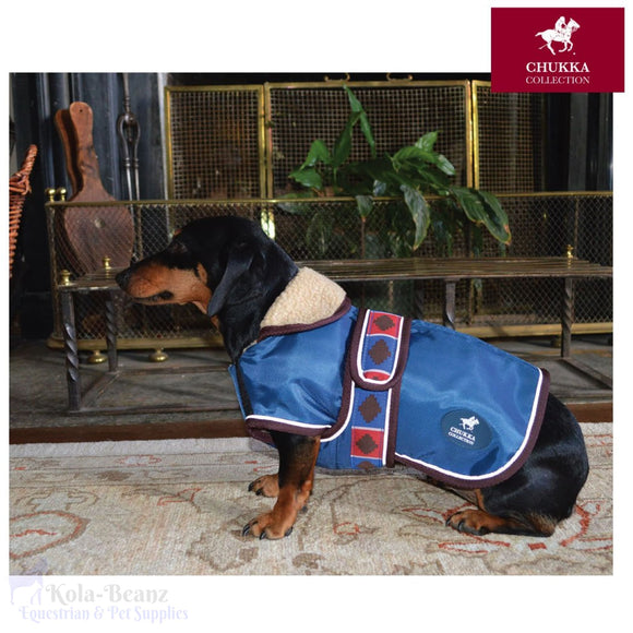 Chukka Dog Coat - Dog Coats