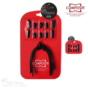 Compositi Hot Spur 5 In 1 And Tip Refill Set - Spur