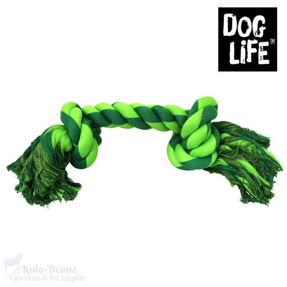 Dogs Life Minty Cotton Raggy - Dog Toys
