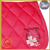 Harrys Horse Diva Pink Saddle Pad - Saddlecloths Saddle Pads