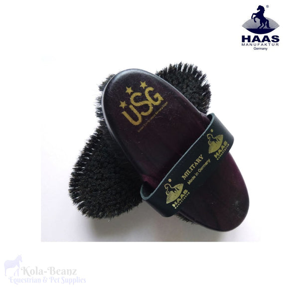 Haas Military Grooming Brush - Haas Grooming Products
