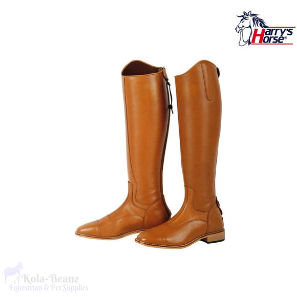 Harrys Horse Elite Cognac Riding Boots - Riding Boot