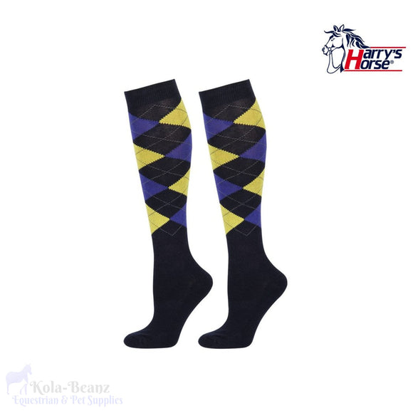 Harrys Horse Just Ride Socks - Ladies Socks