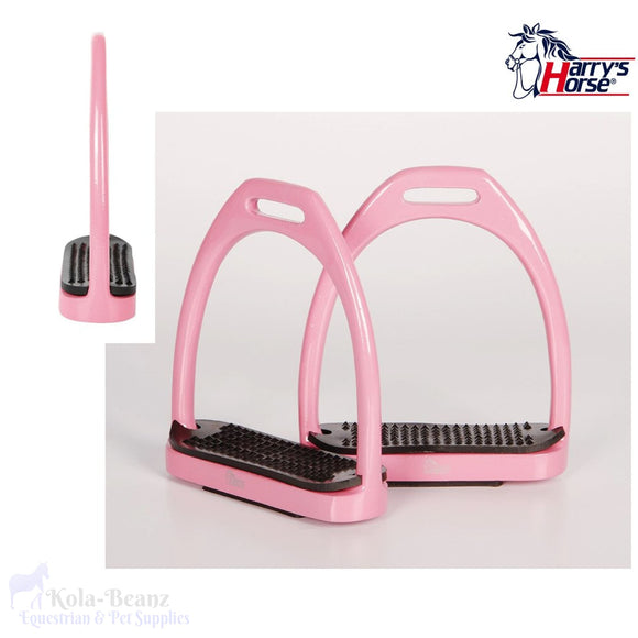 Harrys Horse Rose Stirrups - Stirrups