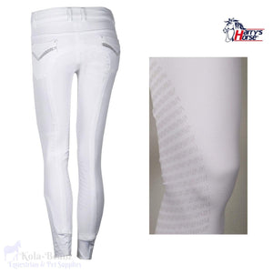 Harrys Horse Luxury Kids Competition Breeches - Kids Clothing