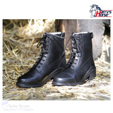 Harrys Horse Smart Jodphur Boots - Black