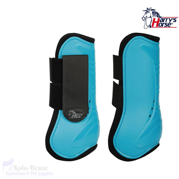 Harrys Horse Tendon Boots - Turquoise - Tendon Boots