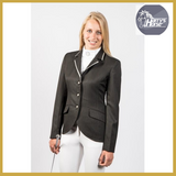Harrys Horse Luxury Pin Stripe Show Jacket - Show Jacket