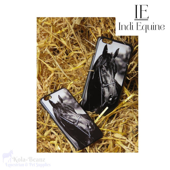 Indi Equine Iphone Horse Cover - Phone Cover