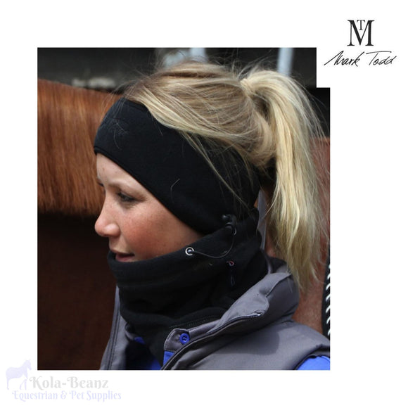 Mark Todd Headband / Ear Warmer - Ladies Headband