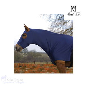 Mark Todd Lycra Stretch Hood With Zip - Stretch Hood