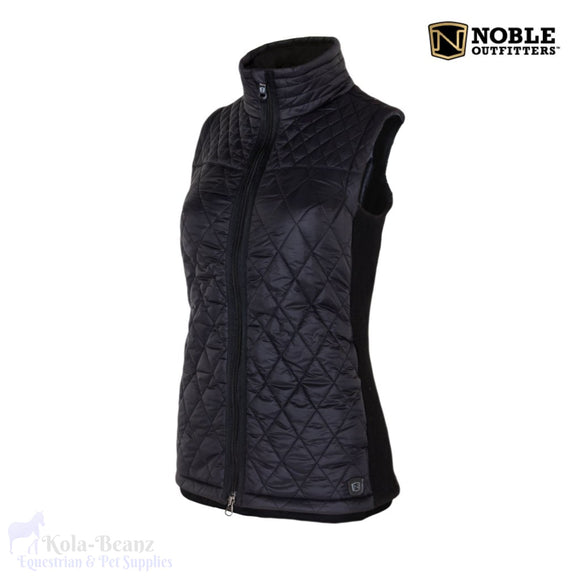 Noble Outfitters Classic Quilted Vest - Ladies Gilet