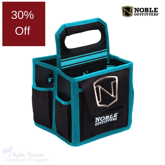 Noble Outfitters Equinessential Mini Tote Blue - Grooming Bag