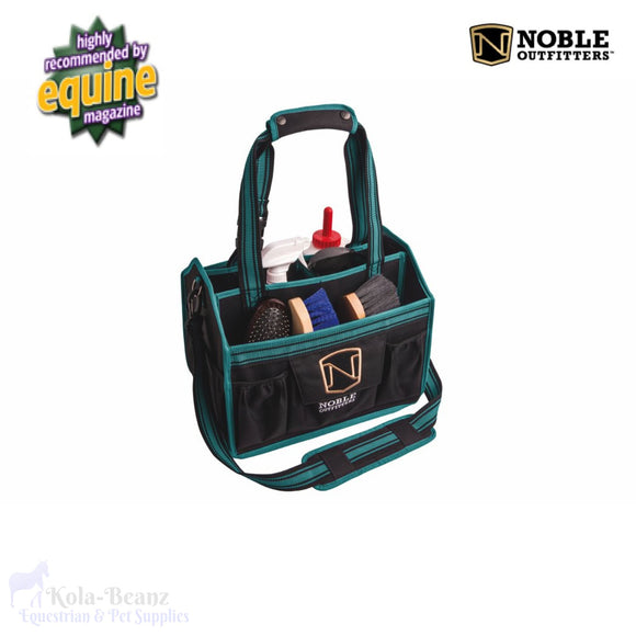 Noble Outfitters Equinessential Tote Turquoise - Grooming Bag