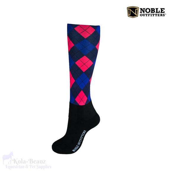 Noble Outfitters Over The Calf Peddies - Vivacious - Ladies Socks