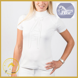 Harrys Horse Short Sleeve Show Shirt - Ladies Show Shirt