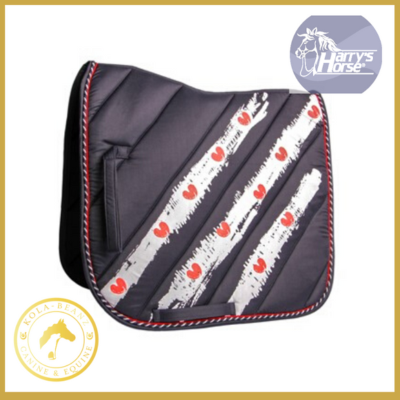 Harrys Horse Friesian Saddle Pad VZ - Saddlecloths Saddle Pads